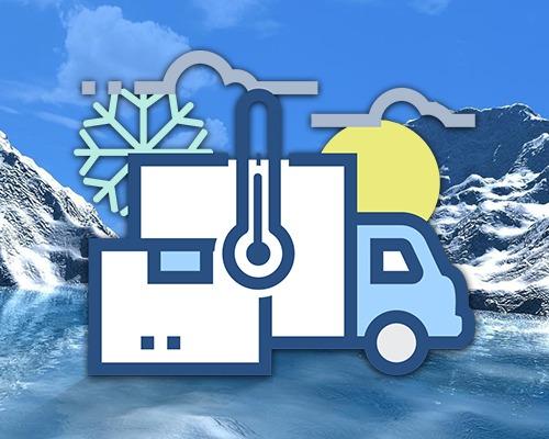 التحكم في درجة الحرارة في عملية الشحن